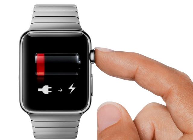 Dĩ nhiên người dùng sẽ cảm thấy phiền khi chưa đầy 1 ngày, Apple Watch đã đòi nạp pin.