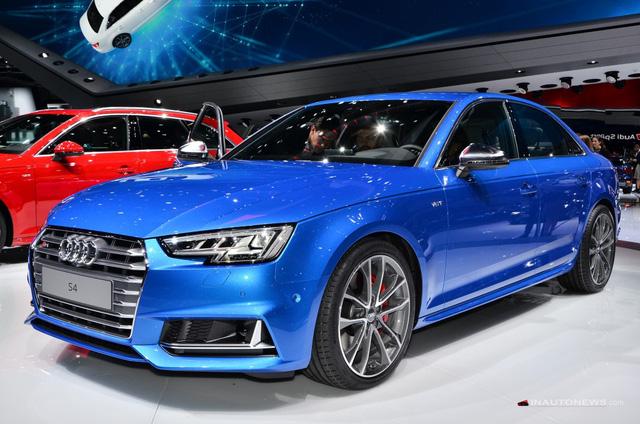 Phiên bản 2017 của S4 Avant sẽ được trình diễn tại Geneva Motor Show sắp tới
