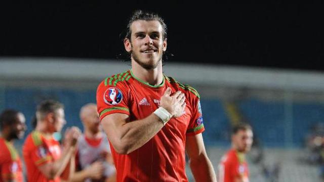 ĐT xứ Wales với đầu tàu Gareth Bale (Ảnh: AP)