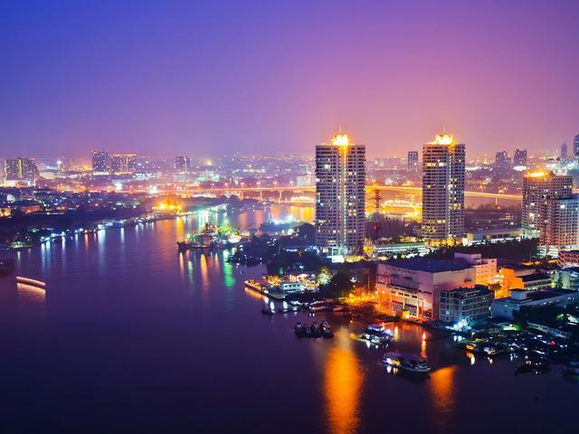 1. Bangkok (Thái Lan): Đặt phòng trước 3 tháng giúp bạn tiết kiệm 16% chi phí