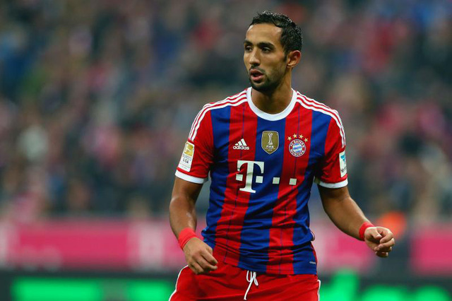 Benatia đánh mất mình trong màu áo Bayern Munich
