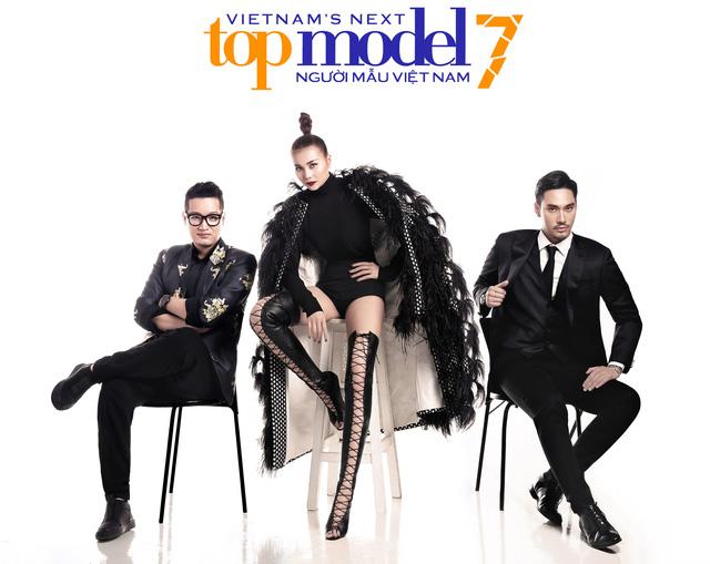 Nhiếp ảnh gia Samuel Hoàng, siêu mẫu Thanh Hằng và NTK Lý Quí Khánh là các giám khảo của Vietnam's Next Top Model 2016
