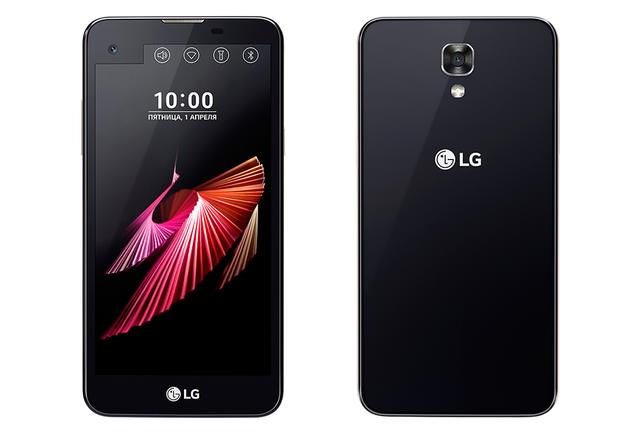 LG X View sở hữu thiết kế trẻ trung, cao cấp với 2 mặt được làm từ kính