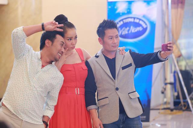 Bộ ba giám khảo của Vietnam Idol 2016