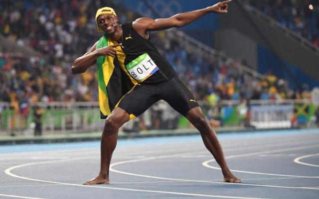 Usain Bolt vẫn không có đối thủ ở cự li 100m sở trường