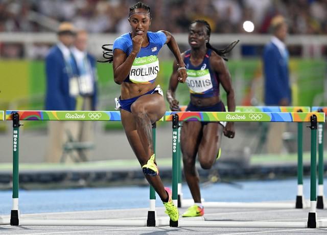 Brianna Rollins (Chạy 100m rào nữ - Mỹ)