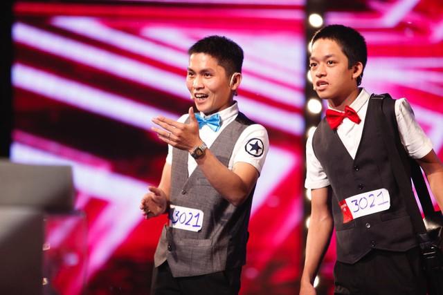 Hai anh em Bùi Văn Lam - Bùi Văn Đức Lợi
