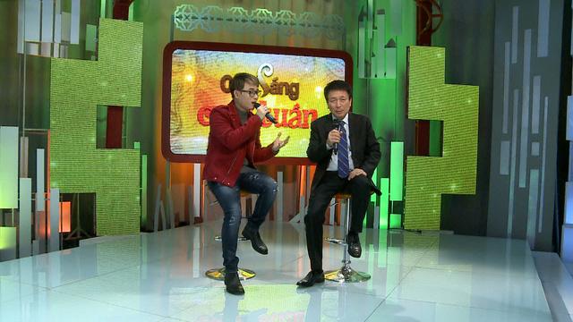 Nhạc sĩ Phú Quang và ca sĩ Trúc Nhân sẽ cùng song ca bài hát Mẹ, một sáng tác của nhạc sĩ Phú Quang.