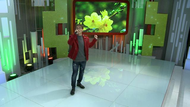 Ca sĩ Trúc Nhân sẽ thể hiện cả bài hát Bốn chữ lắm.
