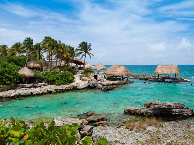 Thành phố du lịch nổi tiếng của Mexico, Cancun là địa điểm yêu thích của nhiều ngôi sao Hollywood và giới nhà giàu ở Mỹ