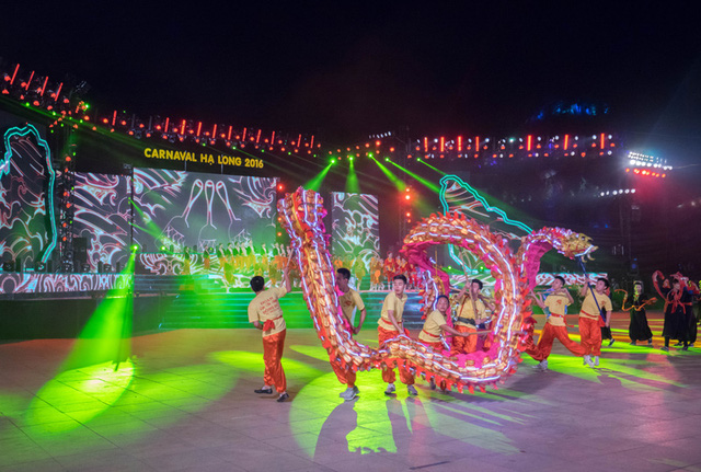 Chương trình đã tái hiện những nét văn hóa đặc sắc của các dân tộc Quảng Ninh (Ảnh: Đài PT-TH Quảng Ninh)