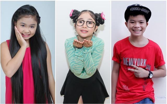 Ba quán quân Giọng hát Việt nhí sẽ góp mặt trong liveshow The Remix - Hòa âm ánh sáng.