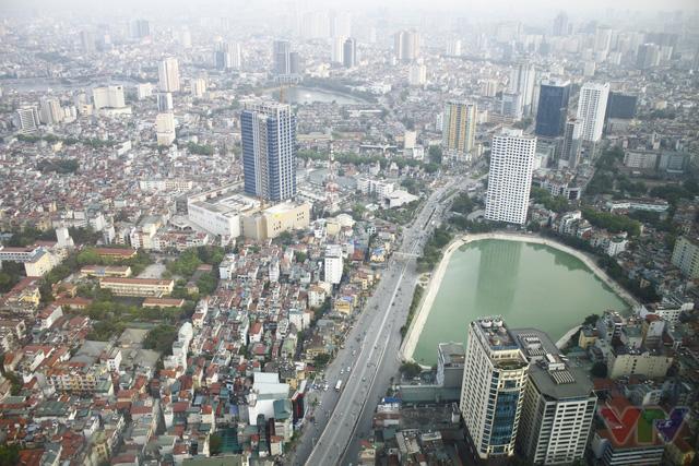 Cầu vượt được xây dựng theo công nghệ dầm thép lắp ghép lớn nhất Việt Nam và là cầu vượt bằng thép thứ 7 tại Hà Nội.