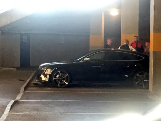 Hình ảnh về vụ tai nạn của Petr Cech