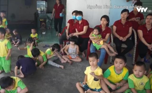 Hàng trăm học sinh đã được sơ tán đến khu vực an toàn.
