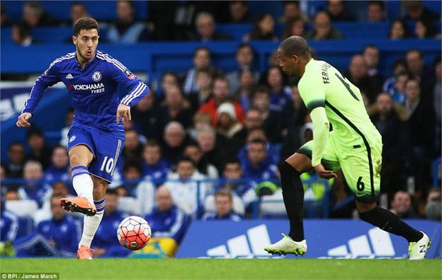 Chelsea là những người muốn thắng hơn trong trận đấu tại vòng 5 cúp FA
