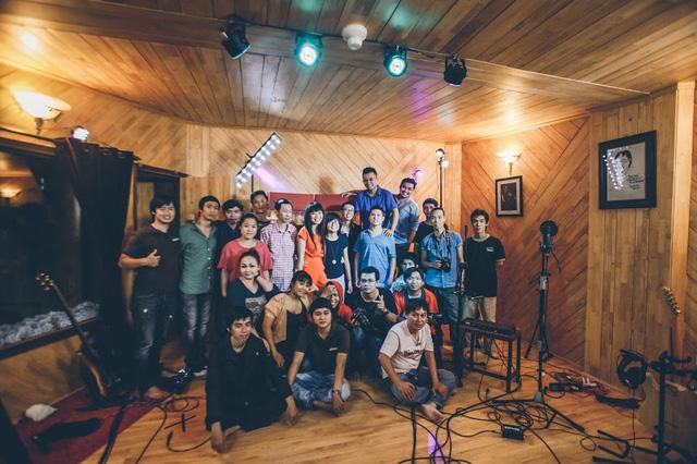 Ê-kíp thực hiện Hải Yến - Live in Studio 2.