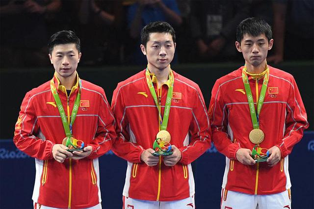 Đội bóng bàn nam Trung Quốc