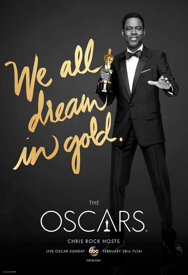 Chris Rock - MC của Oscar 2016