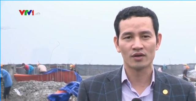 Ông Cò Như Dũng - Phó Chủ tịch UBND phường Điện Biên