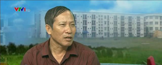 Chú Nguyễn Hữu Định trong chương trình Cuộc sống thường ngày