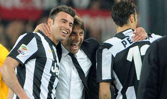 HLV Conte từng rất thành công với Juventus