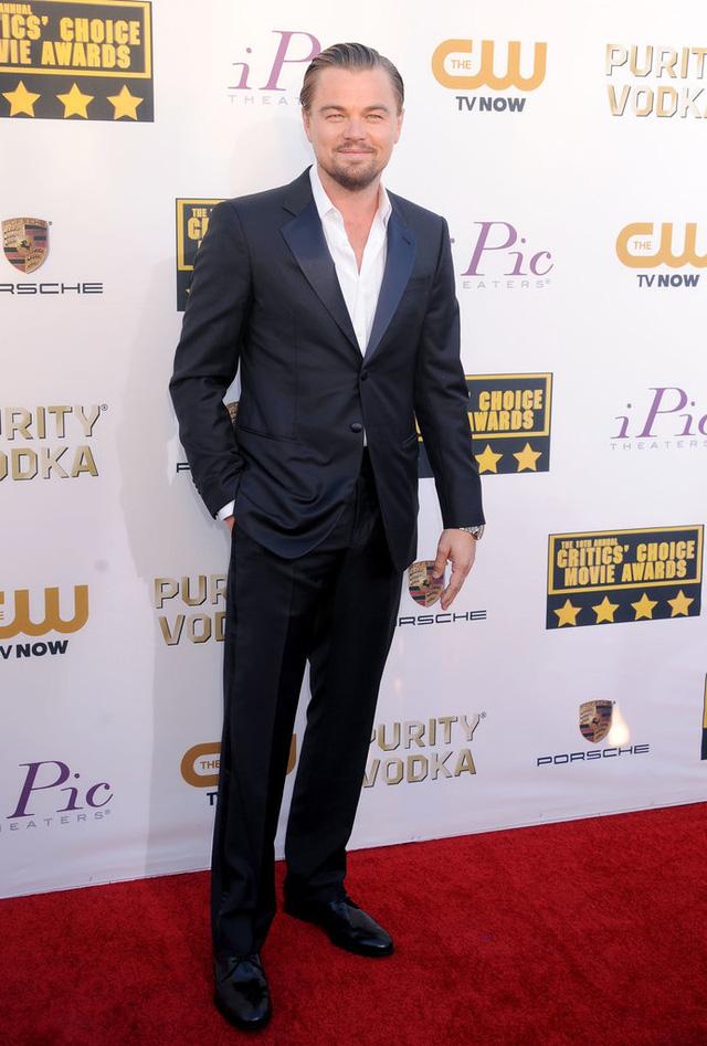 Nam diễn viên bảnh bao khi tới dự Critics Choice Movie Awards 2014.