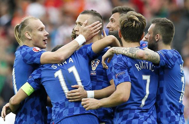 ĐT Croatia tại EURO 2016 đang thành công với dấu ấn của một tập thể đoàn kết