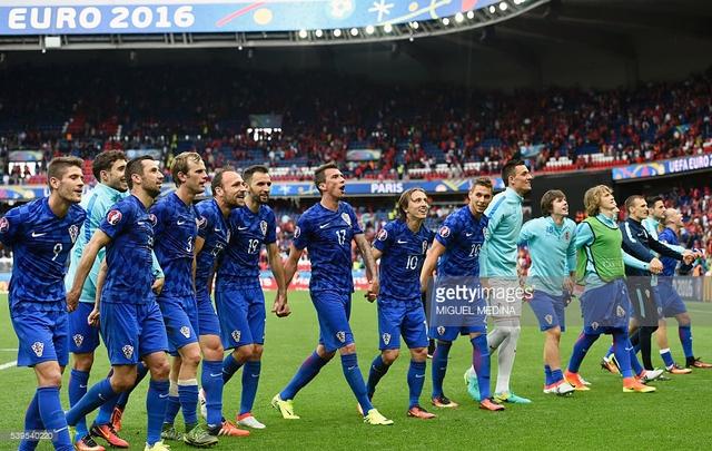 Croatia có thể sẽ là ngựa ô của EURO 2016. Ảnh: Getty