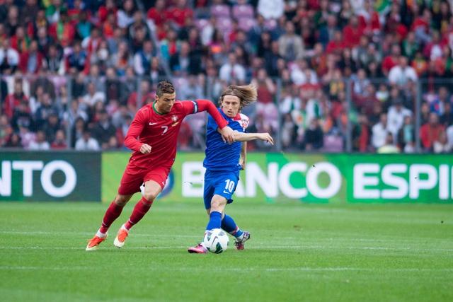 Cuộc đối đầu giữa Ronaldo và Modric sẽ rất đáng chú ý