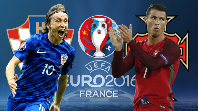 Modric sẽ có cuộc đối đầu thú vị với người đồng đội ở CLB Real Madrid tại EURO 2016 này.