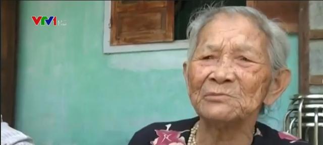 Bà Võ Thị Cương là người dân thôn 3, xã Bình Giang, huyện Thăng Bình, Quảng Nam