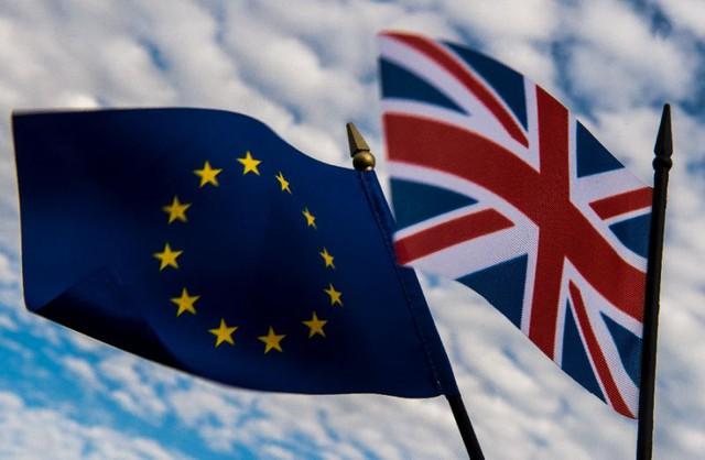 Sự ra đi của nước Anh đang đặt một dấu hỏi lớn cho sự tồn vong của EU (Ảnh: AFP Photo/Philippe Huguen)
