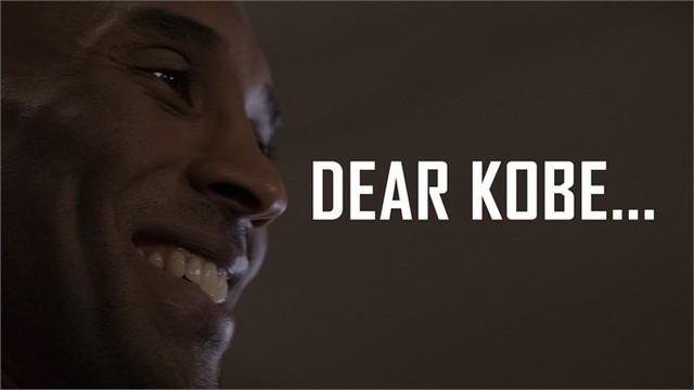 """Giống như cách mà Kobe tuyên bố giã từ sự nghiệp, những lời cảm ơn từ các đồng nghiệp của anh tại NBA cũng được viết thành một bài thơ, """"Dear Kobe"""" (Kobe thân mến)."""