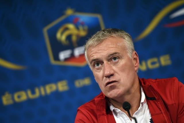 Deschamps rất tự tin trước trận khai mạc với ĐT Romania. Ảnh: Getty