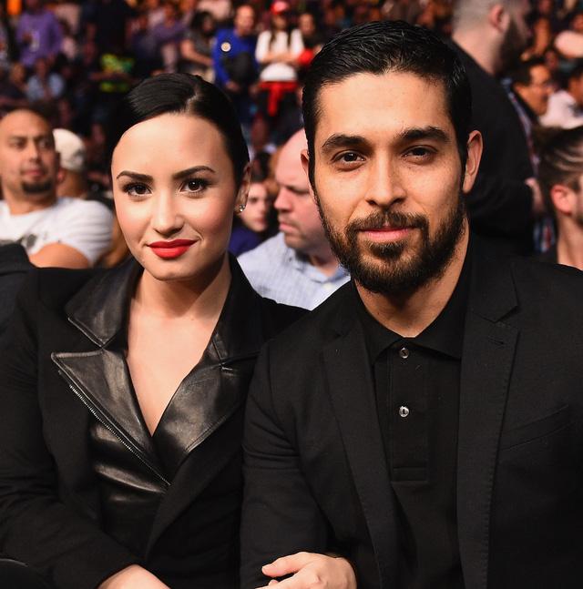 Demi và Wilmer đã kết thúc mối tình 6 năm. Tuyên bố được cả hai đưa ra vào hồi đầu tháng 6. (Ảnh: Life & Style Mag)