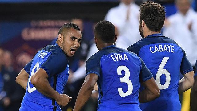 Pháp với bảo bối Payet đang cho thấy họ sẵn sàng tiếp tục hành trình chinh phục EURO 2016 trên quê hương mình. Ảnh: UEFA