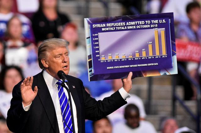 Tỷ phú Donald Trump - Ảnh: Newsweek