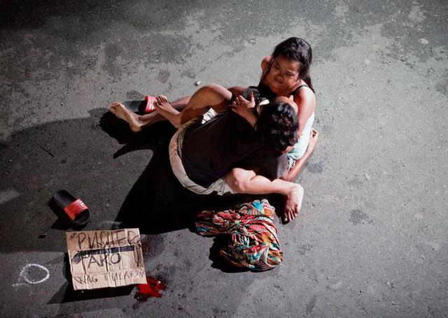Nhiều tổ chức nhân quyền đã lên tiếng bày tỏ sự lo ngại về các chiến dịch trấn áp tội phạm ở Phillipines thời gian qua (Ảnh: Reuters/Czar Dancel)