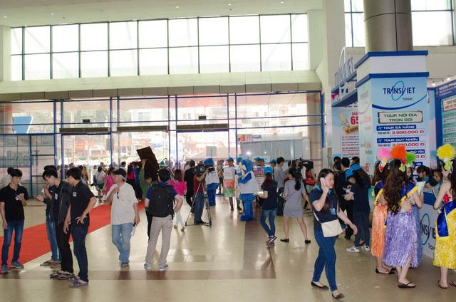 Du lịch vùng Tây Bắc được quảng bá nhiều tại Hội chợ Du lịch Quốc tế Việt Nam 2016