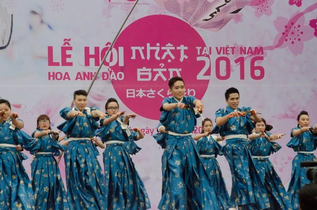 Lễ hội có sự tham dự của nhiều đội Yosakoi đang hoạt động tại Thủ đô