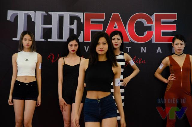 Kết thúc vòng thi tuyển tại Hà Nội, vòng thi tuyển sẽ diễn ra tại TP.Hồ Chí Minh vào ngày 25/4 tới