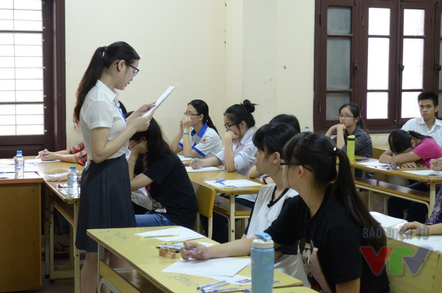 Tham dự thi tuyển sinh lớp 10 của các trường chuyên thuộc Đại học giúp các thí sinh tăng kinh nghiệm thi và có thêm cơ hội vào trường tốt.