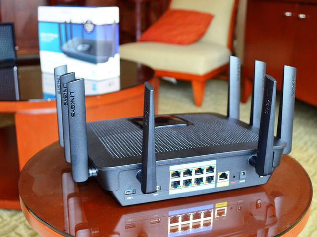 Linksys EA9500 Tri-band MU-MIMO