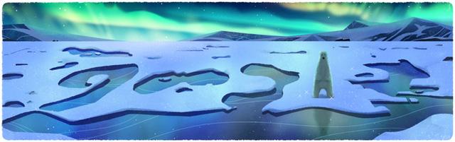 Tundra and Polar Bear (Lãnh nguyên và gấu bắc cực)