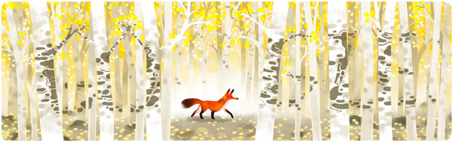 Forest and Red Fox (Rừng và cáo)
