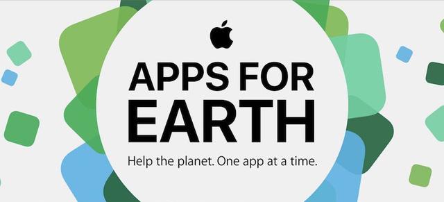 Ứng dụng Apps for Earth được phát triển bởi 24 lập trình viên mong muốn mọi người cùng chung tay giúp hành tinh xanh