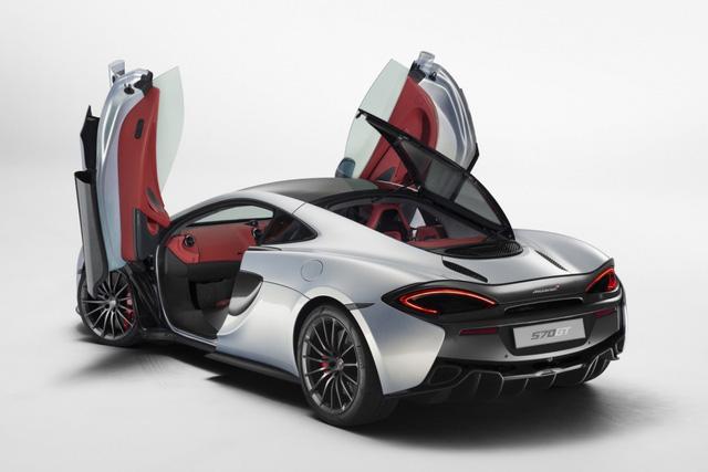 Ra mắt đầu năm nhưng McLaren sẽ chỉ bán 570GT vào cuối năm nay