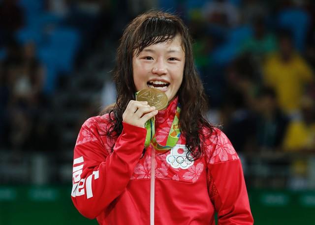 Eri Tosaka (Vật 48kg nữ - Nhật Bản)