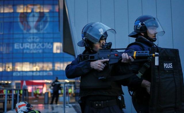 Lực lượng an ninh của Pháp đã sẵn sàng đối phó với các nguy cơ khủng bố tại EURO 2016